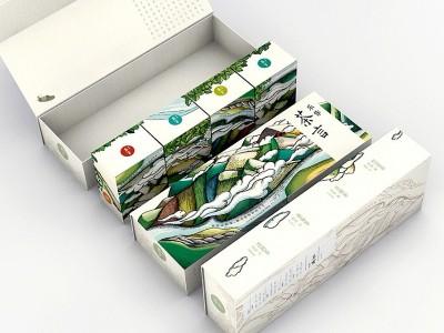 高档茶叶礼盒如何选材?