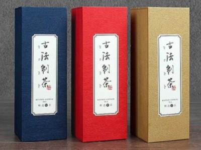 精美的茶叶包装盒设计能让的你产品占领市场