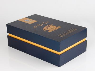 印刷酒盒包装不偏色,看济南包装盒厂家是怎么做到的?