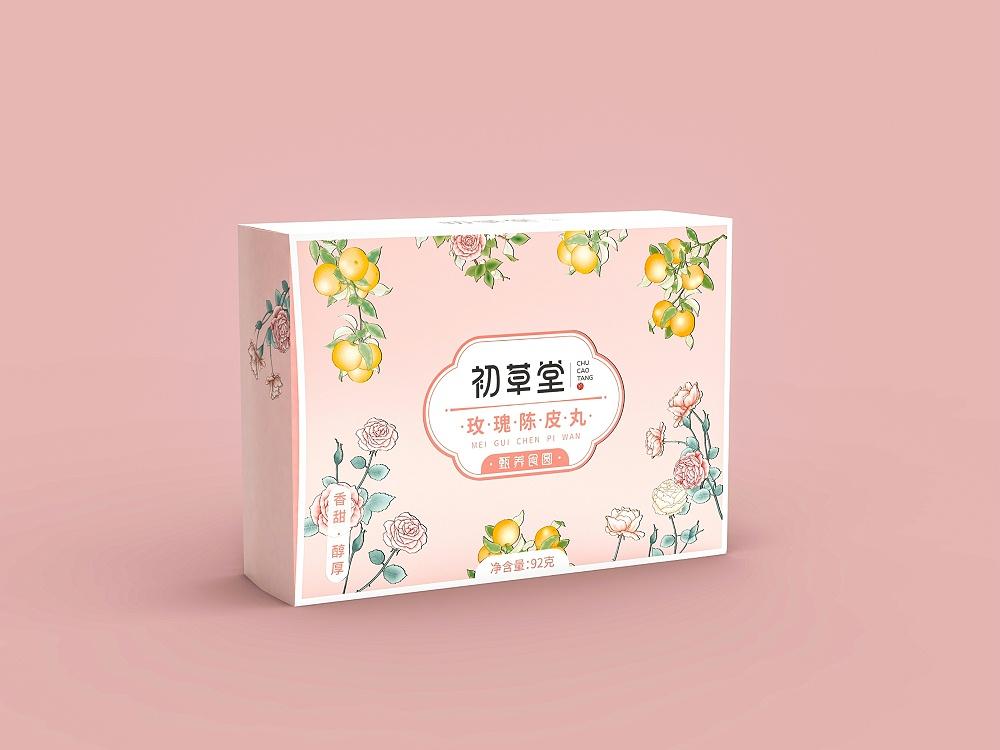 初草堂包装盒_济南包装盒厂家_济南恒印包装有限公司