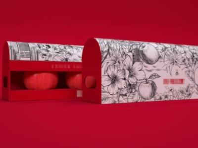 原来使用模切工艺的食品礼品包装盒还可以这样