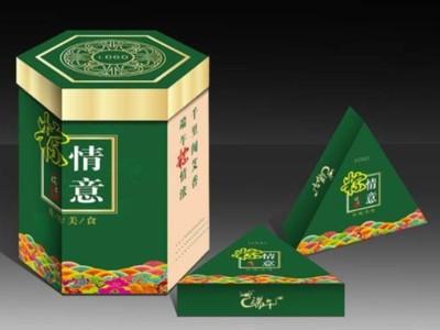 """""""粽子可以自由"""",但包装盒不能太随意!"""