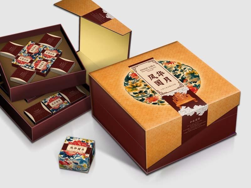 月饼礼盒_济南包装盒厂家_济南恒印包装有限公司