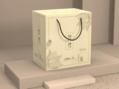 济南礼品包装盒定制厂家告诉你,手提袋定制有什么作用