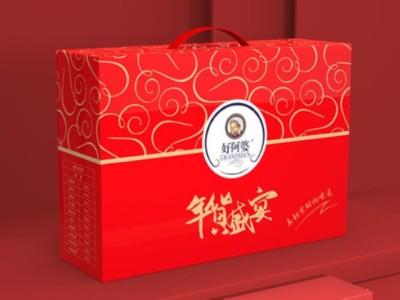 新年礼盒销售中,越土越有味的土特产礼盒,你被get到了吗?