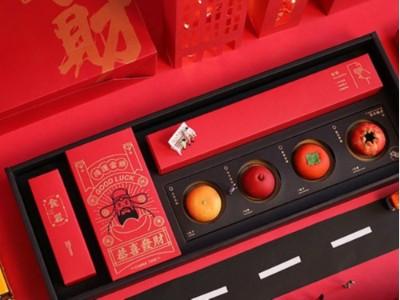 二十三,小年到!让济南礼品盒厂家设计的新年礼盒,陪你一起庆团圆!