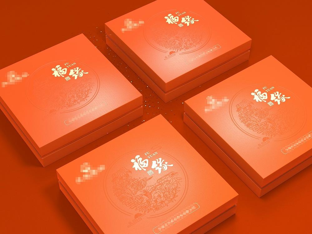 茶叶包装盒定制_包装盒印刷_恒印包装