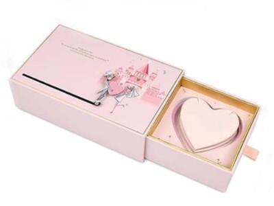 纸盒定制厂家告诉你,在制作爱心礼品包装盒过程中,需要注意的问题