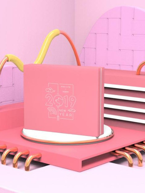 世纪缘珠宝形象代言人关晓彤工作室需定制一款特制礼盒