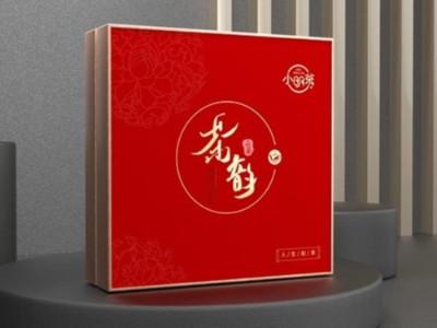 这样的茶叶包装盒设计,太喜欢了