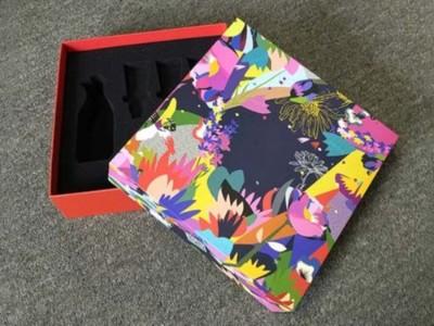 济南精品盒厂家告诉你,如何做出创意的化妆品包装盒