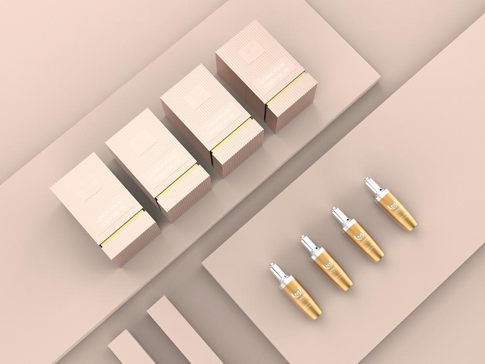精油包装盒_保健品包装盒定制_恒印包装