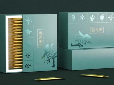 济南包装盒厂家疯啦,花三千块只为做几个保健品包装盒
