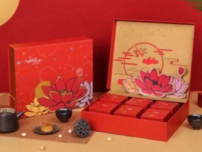 看济南精装盒厂家如何让月饼包装盒精美,创意设计少不了