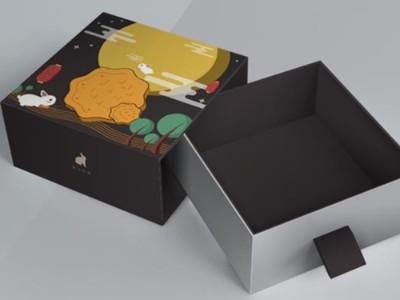 济南礼品盒厂家浅谈,包装盒常用的抽屉盒的好处有哪些