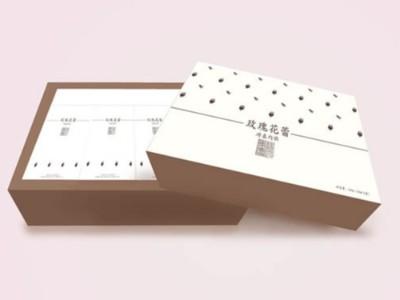 济南礼品盒定制厂家告诉你,玫瑰茶包装盒还有这些优势
