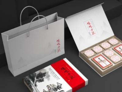 纸盒定制厂家又出了一款简约精致的手提袋,你喜欢吗?