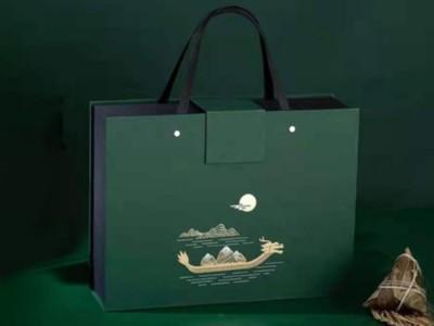 包装盒定做厂家告诉你,这样的粽子包装盒,正是你想要的那款!