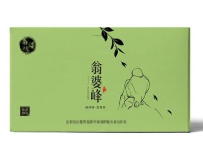 原来传统的茶叶包装盒,被设计成时尚是这样的