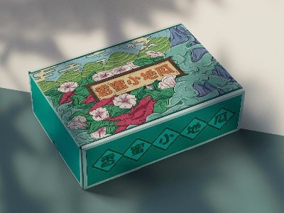 农产品包装盒_济南包装盒生产厂家_济南恒印包装有限公司