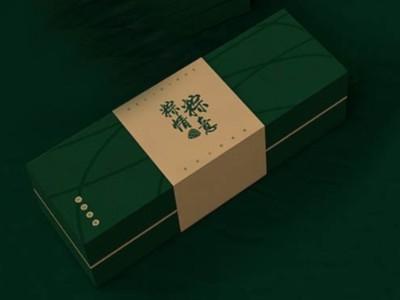 济南礼盒定制厂家带你见,最有创意的粽子包装盒?