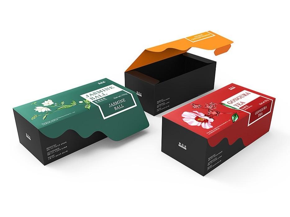 济南茶叶礼盒包装厂小课堂之色彩搭配