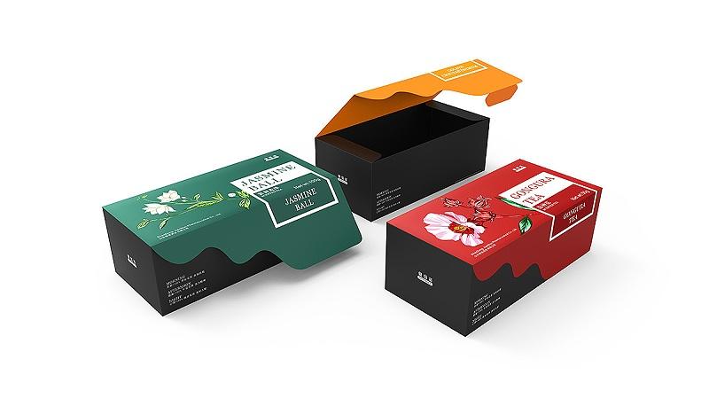 济南茶叶礼盒包装 厂家