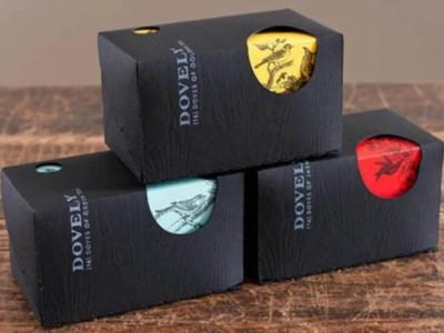 来济南包装盒定制厂家看简约的茶叶包装盒设计
