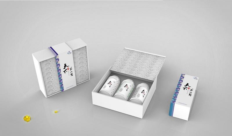 山东茶叶礼盒包装