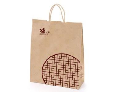 礼品盒定制厂家告诉你牛皮纸手提袋的好处有哪些?
