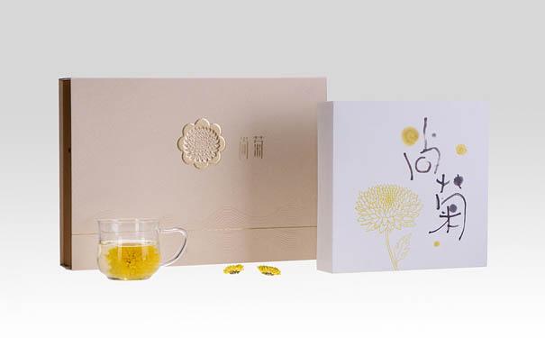 菊花茶包装盒定制