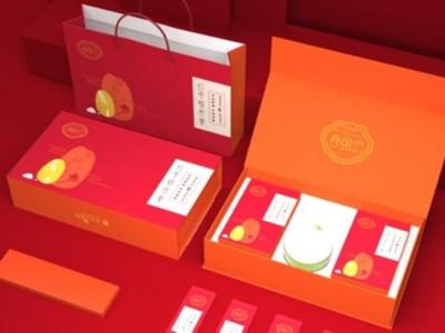 济南彩盒生产厂家提醒你,在食品礼盒上注意这些